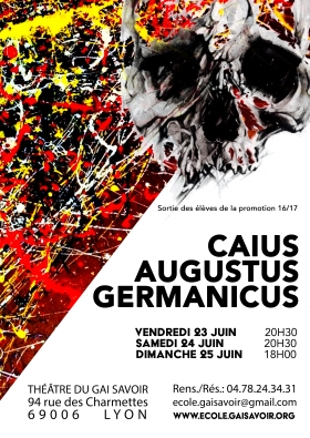 Affiche CAG